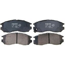Disc Brake Pad Set Front Federated D484C