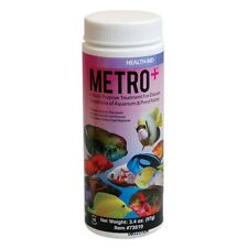 Metro Plus + Hikari Multi Purpose Aquarium Fish Disease Medication 3.4 OZ