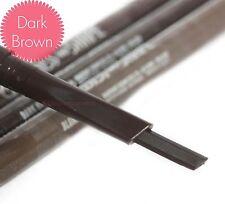W7 TWIST AND SHAPE Brow Twister Angled Soft Eyebrow Pencil & Stylist Brush NEW