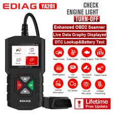 Automotive OBD2 Scanner OBD Code Reader Check Engine Fault Diagnostic Scan Tool