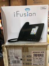 NEW Altigen iFusion SmartStation AP300 iPhone 3G, 3GS,4,4S Docking Station/BOX