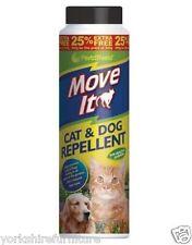 1 x PESTSHIELD Move It Cat & Dog Repellent 300g – 100% Natural & Non Toxic