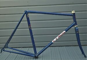 C T Wallis Road Bicycle Frame - Reynolds 653 Tubing  *56cm *2.6kg