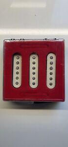 DiMarzio Noiseless pickup set (ivory covers)