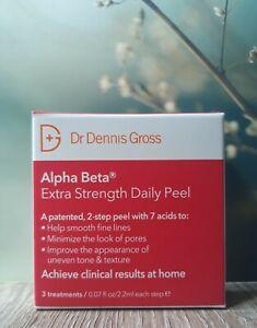 Dr Dennis Gross Alpha Beta Extra Strength Daily Peel - 3 Treatments