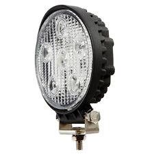 RCV9595 Anillo 6 LED Luz de trabajo inundación Redondo Claro 900 Lúmenes [] 12/24v
