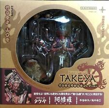 Revoltech Takeya Buddhist Statue Collection Ashura Kaiyodo 003 Action Figure MIB