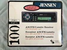JENSEN Cassette Car Stereo Deck CR560x - FACTORY SEALED in the Original Box