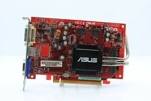 Asus X1650PRO / SILENT GE / HTD / 256 M/A A671SP REV: 1 .01 Graphics Card