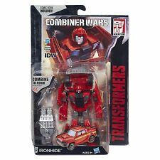 Transformers Generations Combiner Wars Deluxe Class IRONHIDE with Comic (B3057)