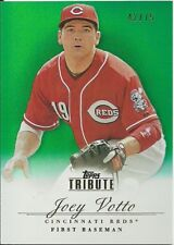 2012 TOPPS TRIBUTE GREEN #86 JOEY VOTTO 42/75 REDS FREE SHIPPING 🔥⚾️