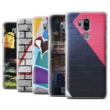 STUFF4 Back Case/Cover/Skin for LG G7 ThinQ/G710/Urban Street Art