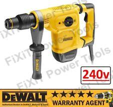DeWalt D25810K-GB 240v SDS Max Chipping Combination Hammer Manufacturer Refurb