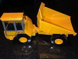 JCB Diecast 712 Articulated Dump Truck, Joal, 1:35 Scale