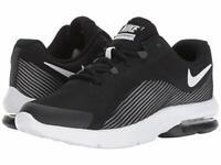 NIKE Big Kids Air Max Advantage 2 Running Shoes Black Size 5.5 (Y) AH3432-002