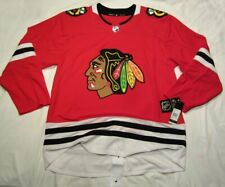 CHICAGO BLACKHAWKS size 46 Small - 2020 style ADIDAS NHL Hockey Jersey Authentic
