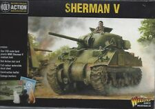 Bolt Action WW2 M4 Sherman Medium Tank V  NIB  NEW  Warlord Games 28 mm