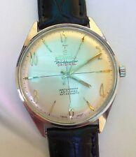 Vintage   Atlantic  Worldmaster Original Swiss Made Mens Watch 17 jewels