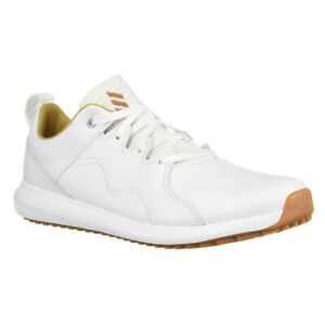 NEW Adidas Mens Adicross PPF Golf Shoes BB7880 White / Gum -  Choose Your Size!