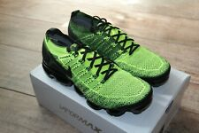 Nike Air Vapormax Flyknit 2 Volt-Black-Volt | Größe 44,5 | US 10,5