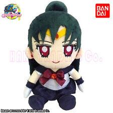 "Sailor Moon 20 Anniversary Sailor Pluto 8"" Plush Doll Stuffed Soft Toy Bandai"