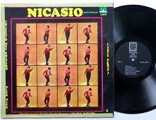 PERIN VASQUEZ Parodias Por Nicasio LP Hope 876 salsa  Bx143