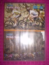 2005 Milan San Remo Paris Nice (DVD, 2005) RARE CYCLING/BICYCLE RACING FAST SHIP