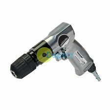 Reversible Air Drill Tool 10mm Keyless Chuck Mechanics No Load Speed 1800Min-1