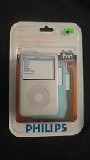 3 Pack of Philips Protective Gel Carrying Cases iPod Compatible MP3 Gear 60-80GB