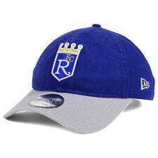half off 81944 492d3 Kansas City Royals New Era MLB Core Classic Cooperstown Adjustable 2Tone Cap  Hat