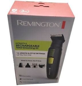 Remington Ultrastyle Teal & Green Toiletry Kit (Rechargeable) PG6111