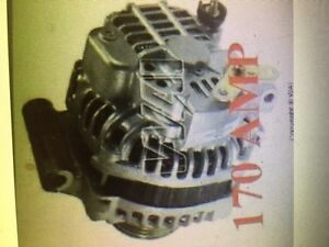 2002-2006 ACURA RSX 2.0L HONDA CRV 2.4L HIGH OUTPUT 170 AMP ALTERNATOR Generator