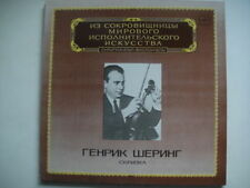 Henryk Szeryng - violin , Beethoven , Sonata no . 9 LP