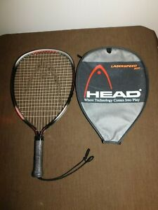HEAD LASERSPEED 500 RACQUETBALL RACKET with COVER