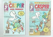 Casper and Friends #63  #64   VG   OS 1