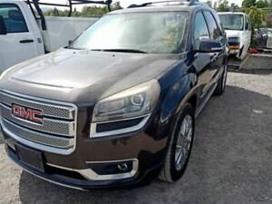 Air Cleaner VIN J 11th Digit Limited Fits 12-17 ACADIA 8009801