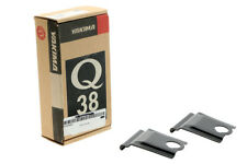 Yakima Q38 Q Tower Clips w/ A Pads & Vinyl Pads #0638 2 clips Q 38 NEW in box