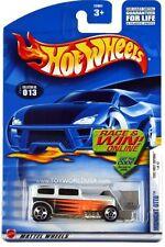 2002 Hot Wheels #13 First Edition Midnight Otto 5 spk