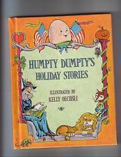 Humpty Dumpty's Holiday Stories---Kelly Oechsli---Parents' Magazine Press