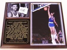 Wilt Chamberlain #13 Philadelphia 76ers 2-Time NBA Champion Photo Plaque Center