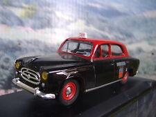 1/43 Eligor (France)  Peugeot 403 Taxi 1955