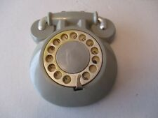 RETRO NOVELTY TELEPHONE SHAPED DIAL INDEX PAD