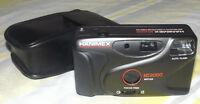 LOMO Hanimex IC2000 35mm Film Camera lomography plastic lens toy/flash automatic