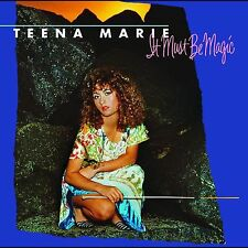 TEENA MARIE It Must Be Magic RICK JAMES Gordy Records SEALED VINYL LP