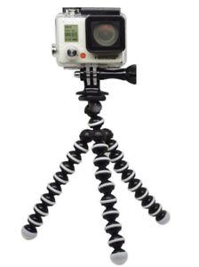 Stativ GoPro Hero 5 / 6  / 7 HERO Session Ständer Halterung Tripod Kamera Foto