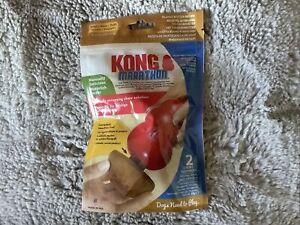 New KONG Marathon® Peanut Butter 2 Pack For Small Kong