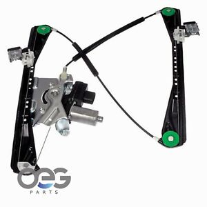 New Window Regulator and Motor Assembly For Lincoln LS 03-06 Front Left