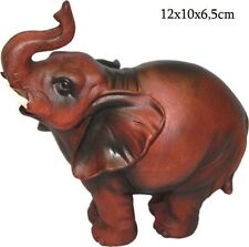 Medium Polyresin Elephant Ornament Home Decor Christmas Gift