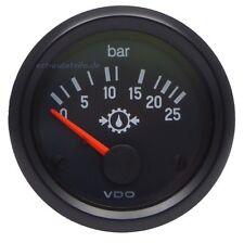 VDO International Öldruckanzeige Getriebeöl 25 bar 12V (126.176)