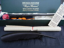 Black Phoenix Feather Snake Wooden Magic Wand wizard/witch Harry Potter style